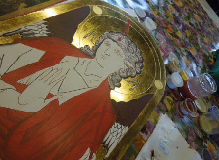 Corso iconografia II – Arcangelo Gabriele – Quarta lezione