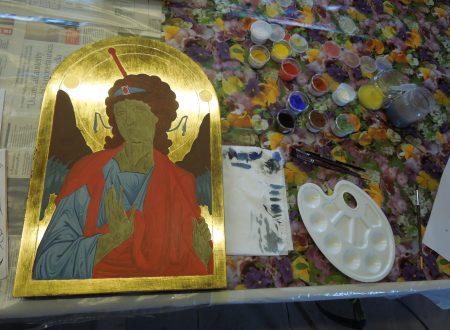 Corso iconografia II – Arcangelo Gabriele – Quinta lezione