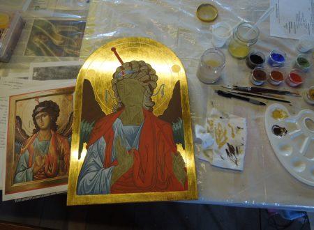 Corso iconografia II – Arcangelo Gabriele – Sesta lezione