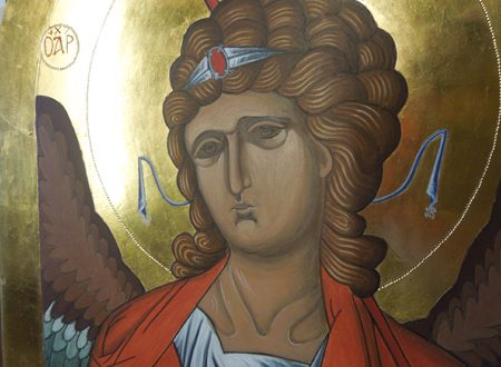Corso iconografia II – Arcangelo Gabriele – Nona lezione