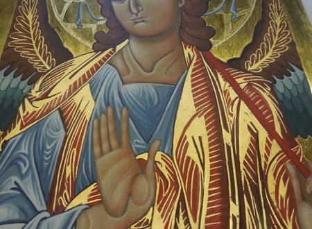 Corso iconografia II – Arcangelo Gabriele – Dodicesima lezione