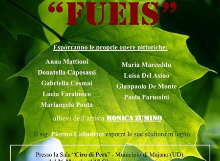 """Inaugurazione della mostra """"Fueis"""" a Majano"""