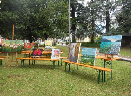 """Arte in giardino"" a Majano"